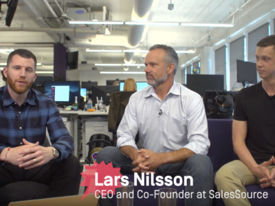 How to Land a Job: Sales Career Advice from Lars Nilsson
